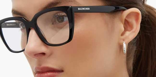Kính Balenciaga hợp thời trang