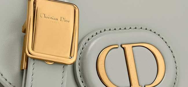 Khóa túi Dior Chính hãng được chế tác tinh xảo