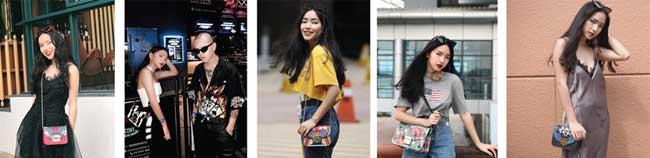 Sao Việt luôn Update mẫu túi Furla mới nhất