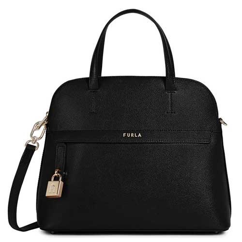 Túi Furla Piper màu đen