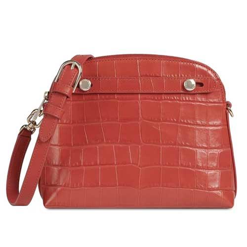 Túi Furla Piper màu đỏ