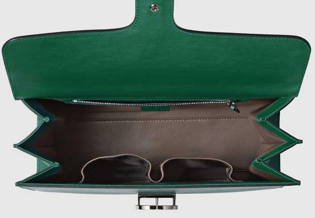 Nội thất của Túi Gucci Interlocking