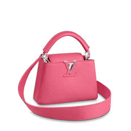 Túi xách LV Capucines Mini mẫu 2021