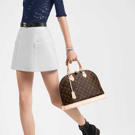Túi xách cầm tay LV Monogram nữ