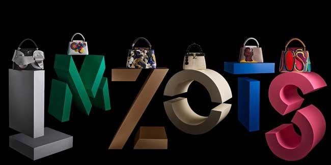 Mẫu Túi LV Louis Vuitton Capucines