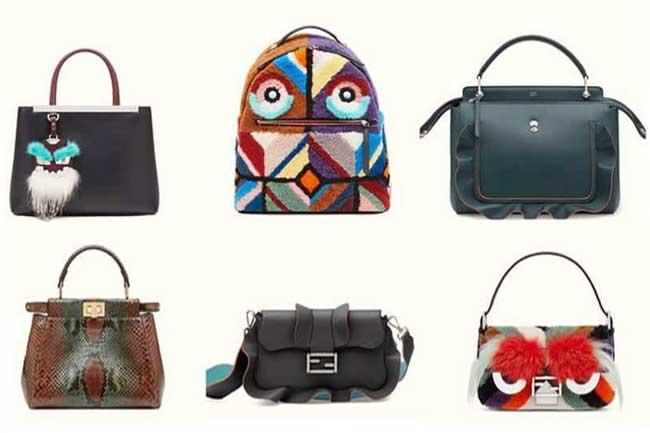 Fendi đứng thứ 2 trong top thương hiệu túi xách đắt nhất thế giới