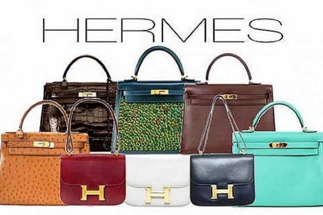 Hermes đứng thứ 3 trong top thương hiệu túi xách đắt nhất thế giới
