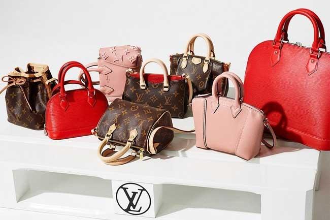 Louis Vuitton đứng thứ 6 trong top thương hiệu túi xách đắt nhất thế giới