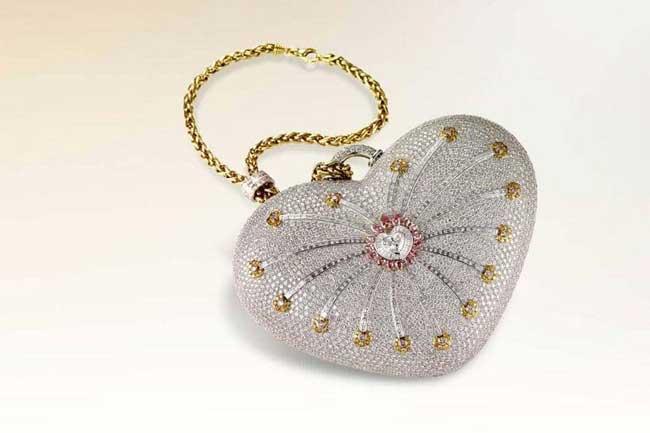 Mouawad đứng thứ 8 trong top thương hiệu túi xách đắt nhất thế giới