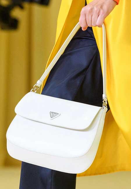 Mẫu Túi đeo vai Prada mới nhất 2021-2022